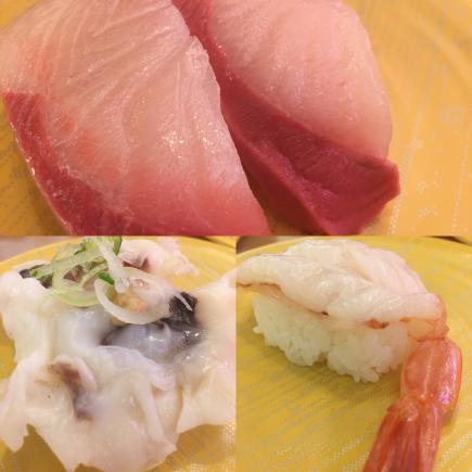 2017/01/13 07:06/お寿司を食べて帰ってきました