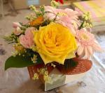 【祝15周年】きれいなお花ありがとうございました!:2017.06.15