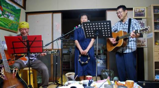 ギター練習日/