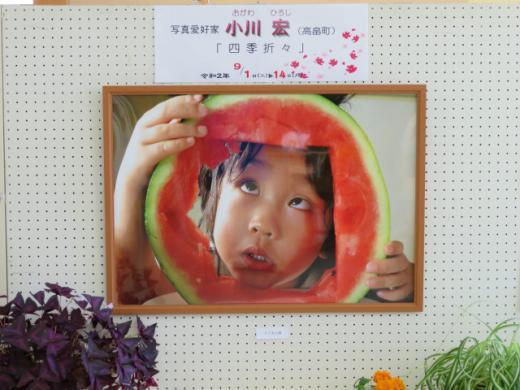 小川 宏 写真展、開催中です!/