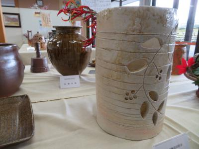 「古 (いにしえ) の穴窯作品展、開催中です」の画像