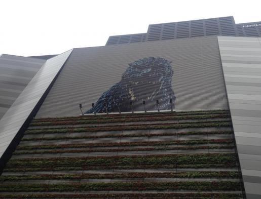 2015/09/08 08:49/旧新宿コマ界隈は今、、、