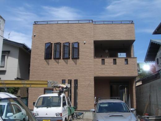 山形市 ZW様邸新築工事-34   クリーニング工事  『テクノストラクチャーで建てる山形の住宅』/