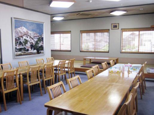 2011/06/04 07:25/食堂について