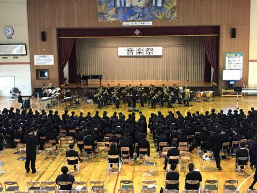音楽祭2019午前の部 陸上自衛隊第6音楽隊/