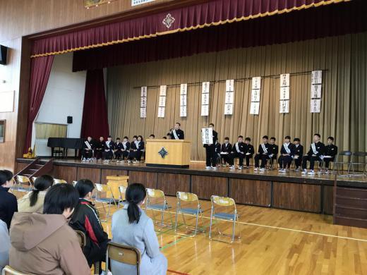 生徒会役員選挙/