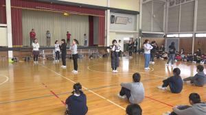 「3月1日〜放送 みんなの世界「高畠町立亀岡小学校 6年生を送る会」」の画像