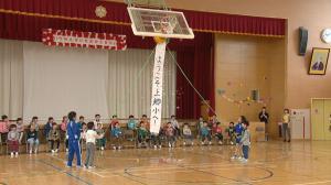 「5月16日〜放送 みんなの世界「米沢市立上郷小学校 1年生を迎える会」」の画像
