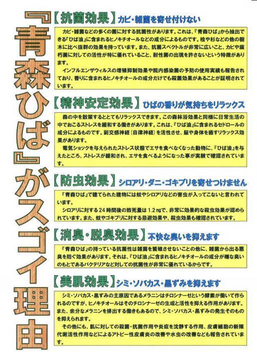 2010/12/16 17:42/『青森ひば』がスゴイ理由