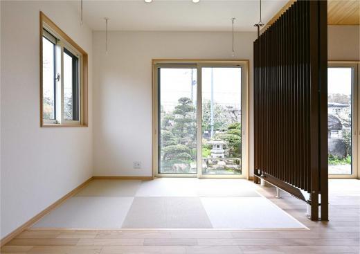 畳スペース/