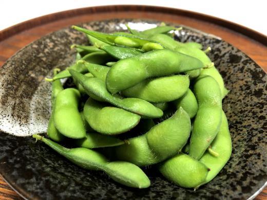 金の枝豆/