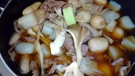 山の市場Cooking〜山形芋煮〜/