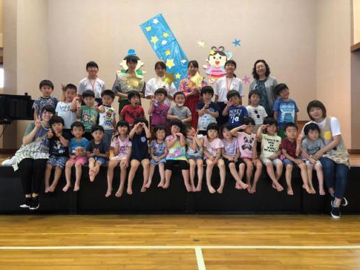 2018/07/05 18:52/たなばた  ☆  うさぎぐみ