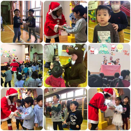 2018/12/20 20:10/クリスマス会☆彡.。