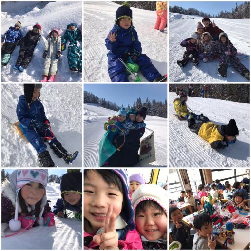 2019/01/23 19:05/花笠高原スキー場に行ってきました![うさぎ組]