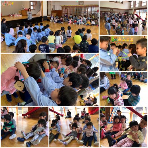 2019/04/17 19:36/新入園児歓迎会