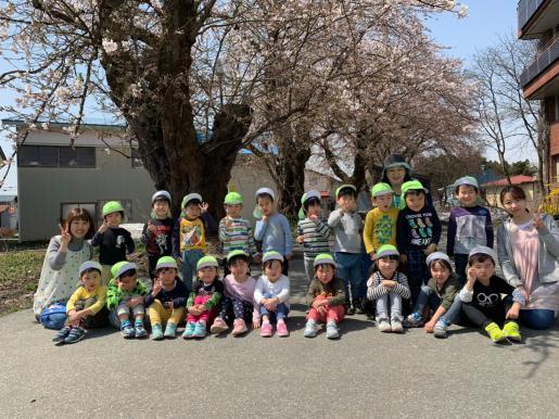 2019/04/23 20:09/お花見散歩(うさぎ組)