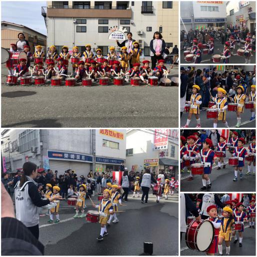 2019/04/28 17:08/消防演習パレード(らいおん組)