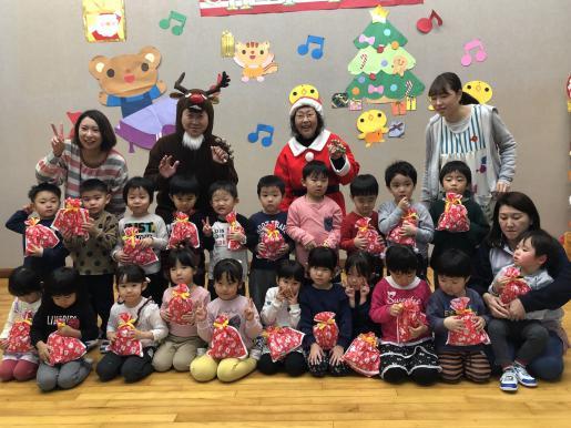 2019/12/24 18:02/クリスマス会(りすぐみ)