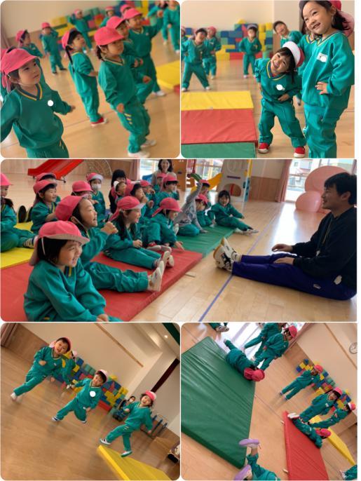 2020/05/22 18:27/体操教室(りす・ひよこ組)