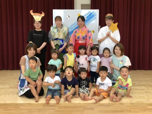 2020/07/06 21:03/七夕集会(こねこ組)