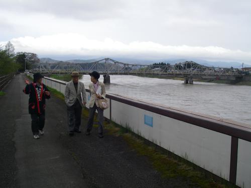 「【花回廊】大石田で街歩きはいかがですか?」の画像