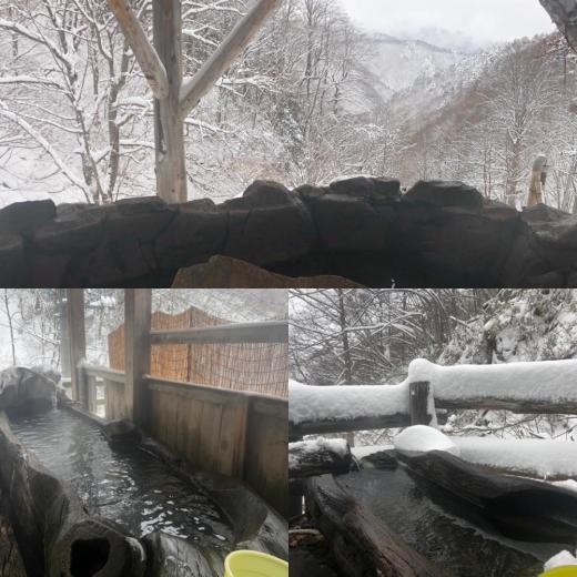冬が始まるよぉ〜♪ ほら(^_-)-☆ 令和の積雪記録更新!/