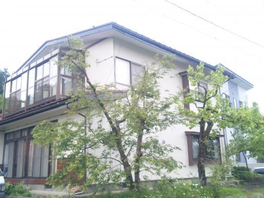 2011/06/08 17:36/U様邸外壁工事完了☆