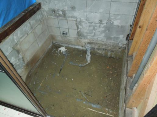 2012/05/14 20:10/浴室リフォーム☆