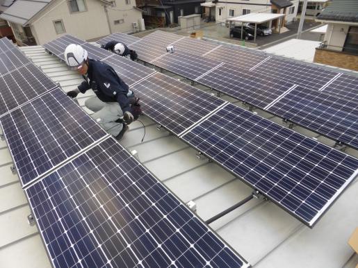 2020/11/22 19:38/太陽光蓄電池工事
