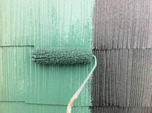 「屋根塗装 予約受け付けます」の画像