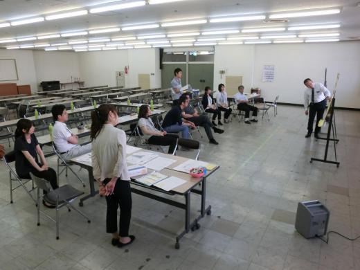 平成29年度 災害ボランティアセンター連絡会を開催しました。/