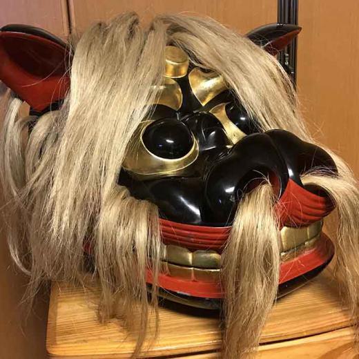 横浜で黒獅子舞情報/