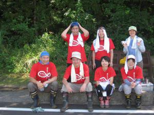 「2012.9.2 気仙沼大島・草刈に行ってきました!」の画像