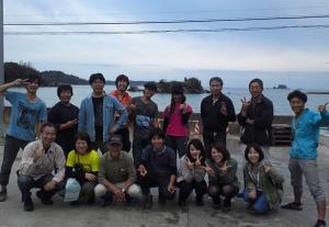 「歌パラ(歌津での作業ボランティア&パラカップ仙台)その1 2013.10.5」の画像
