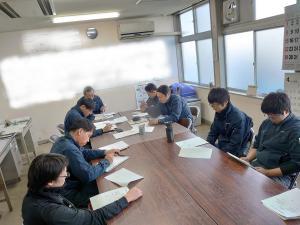 「3月 工務会議」の画像