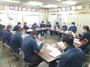 「4月 工務会議」の画像
