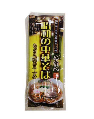 「昭和の中華そば 270円」の画像