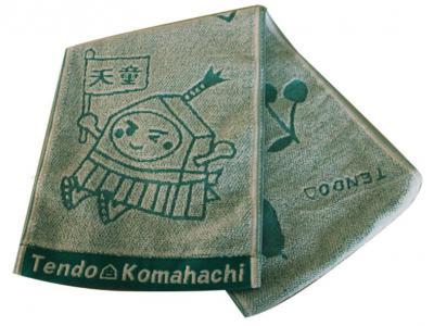 「こま八ロングタオル 500円」の画像