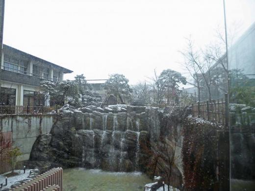 平成最後?雪景色見納め♪/