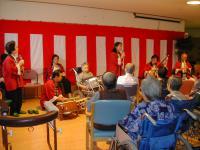 「敬老会のお祝い」の画像