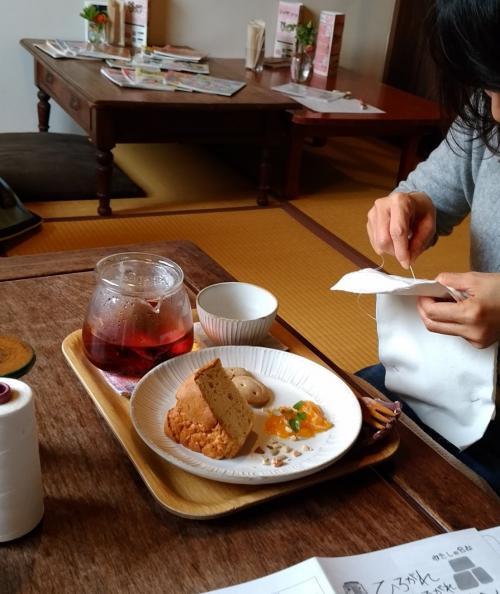 「ちくちくの会 10月30日(金)」の画像