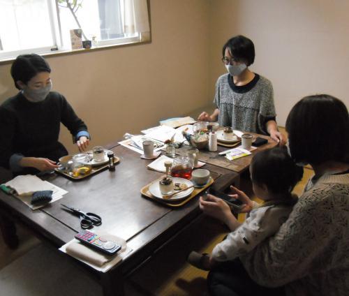 「ちくちくの会 12月25日(金)」の画像