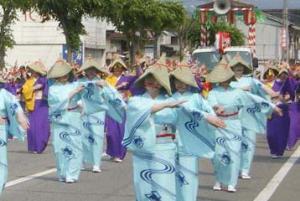 「鶴岡市の化けもの祭り」の画像