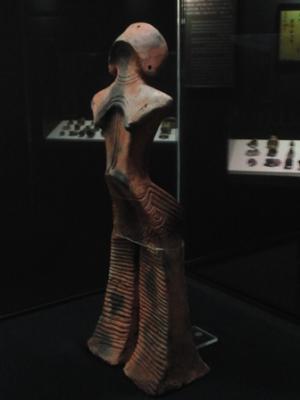 「縄文の女神 初対面」の画像