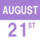 August's Child-Raising Lunc..:2019/08/21 12:00