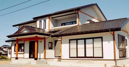 MS邸(米沢市花沢)高暖熱/