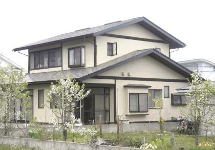 KM邸(米沢市御廟)/