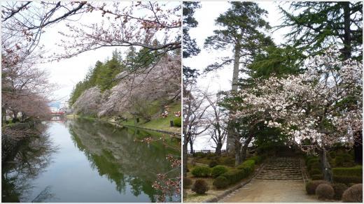 4月24日松が岬公園風景/