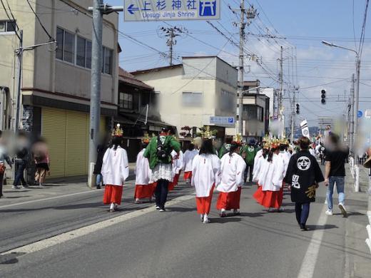 2019-5-3 上杉まつり行列/